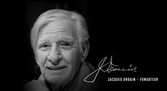Fondateur Jacques Drouin